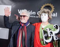 Pedro Almodóvar da brillo a la celebración del 25 cumpleaños del Festival Solidario de Cine Español de Cáceres